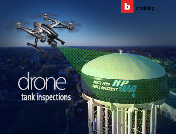 Drone Water Tank Inspections